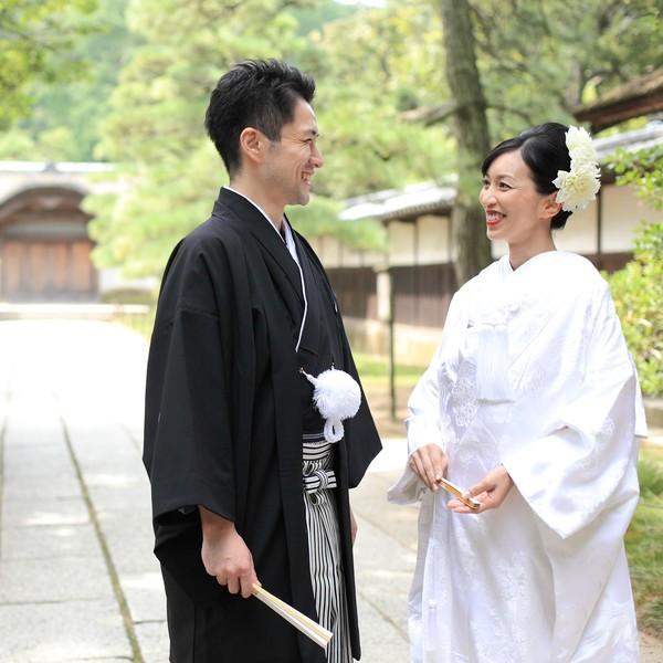 横浜 結婚式 三渓園 文化財 ウェディング