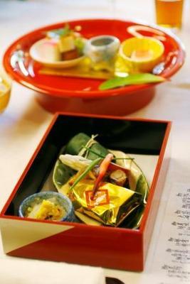結婚式 横浜 三渓園 婚礼料理 和食 魚