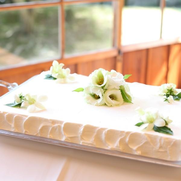 横浜 結婚式 三渓園 料理 ウェディングケーキ オリジナル