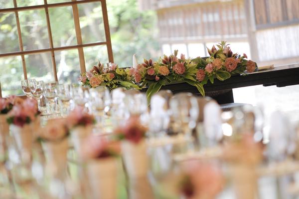 三渓園 横浜 結婚式