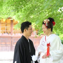 横浜 重要文化財 鶴翔閣 神前式 披露宴