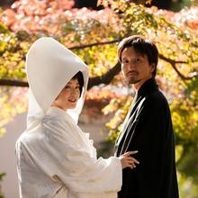 鎌倉での神前結婚式 鎌倉宮で挙式、ご会食