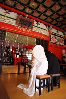 神奈川 神前式 江島神社 挙式のみプラン
