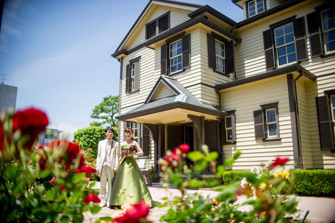 山手西洋館 外交官の家の画像