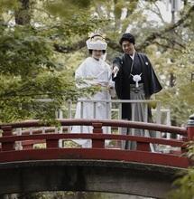 憧れの和婚 神前式♪鎌倉 鶴岡八幡宮で