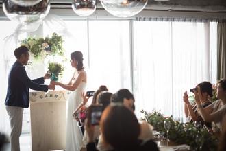 GARB 湘南江ノ島 結婚式 海の見える挙式