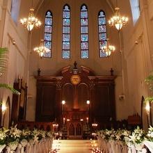 小田原の結婚式は独立型チャペルのベルジュール