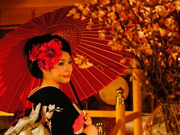 小田原 結婚式 和婚 ベルジュール 神殿