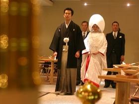 小田原 結婚式 和婚 ベルジュール 神前式