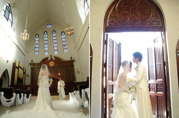 小田原 結婚式 ベルジュール 挙式のみ チャペル