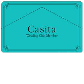 Casitaメンバーズカード