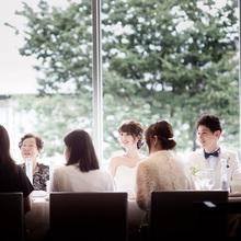 ゲストと一緒にお食事をしたらとってもアットホームな雰囲気に
