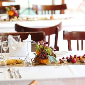 フランスのアットホームなレストラン