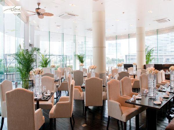 横浜 リゾートレストラン カジュアルフレンチ リニューアル