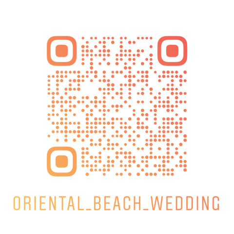 オリエンタルビーチウェディング専用のアカウントです!パーティのお写真をご紹介♪皆さまのフォローお待ちしています★