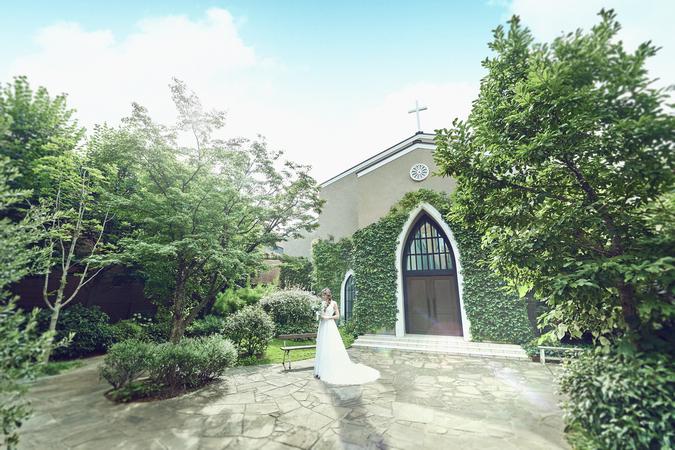 南青山サンタキアラ教会の画像