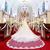 ウエディングの主役は花嫁です