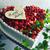 フルーツ盛り盛のウエディングケーキ
