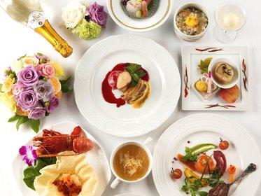 八王子ホテルニューグランドの婚礼料理 三国料理