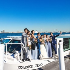 『SEA BASS』ウエディングが誕生!