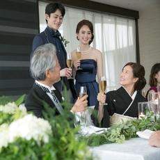 大切なご家族だけで挙げる「家族の結婚式」