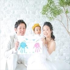 お子様と一緒に「Baby with Wedding」