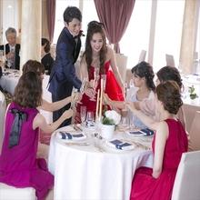 ベイサイドでの結婚式♪