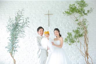 お子様と一緒のご結婚式も39,800円!