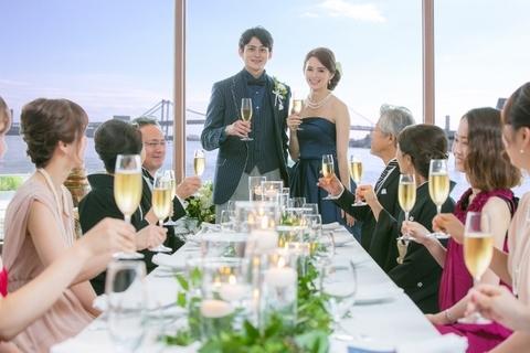 6名様〜挙式とお食事会が叶います