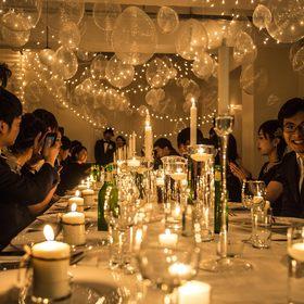 3b74a1c1116b1 BEARS TABLEでは、ホテルやゲストハウスの結婚式とは一味違う、アット… 詳細を見る