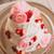 ウェディングケーキ(算段)