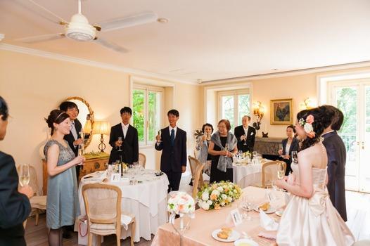 レストランウェディング 貸切 結婚式 アルベルゴバンブー