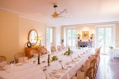 6名様〜20名様までの少人数の御会食にピッタリのプライベートな個室