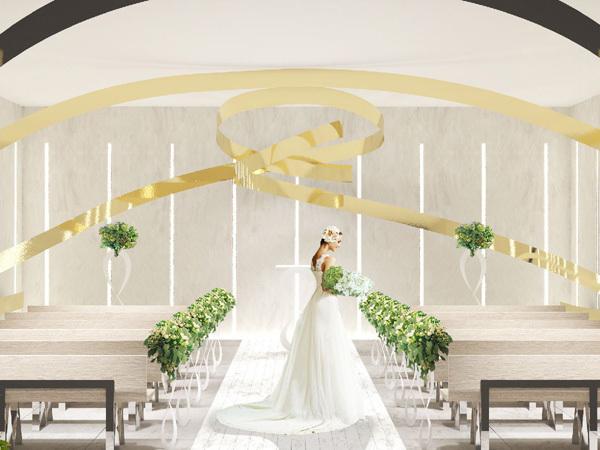 小さな結婚式 大宮チャペルの画像