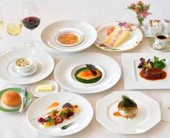 料理15,000円(税金サービス料別)のコース