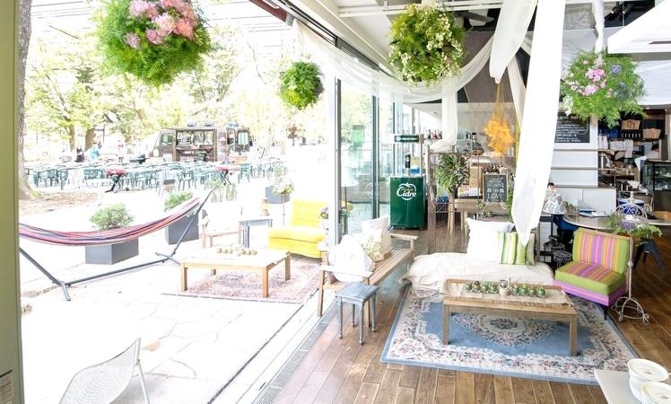 グッドモーニングカフェ 中野 セントラルパーク【GOOD MORNING CAFE 中野 セントラルパーク】の画像