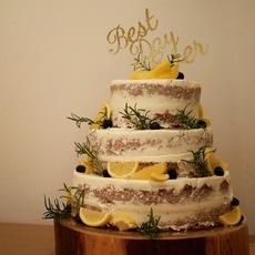 オリジナルのケーキも対応可♪