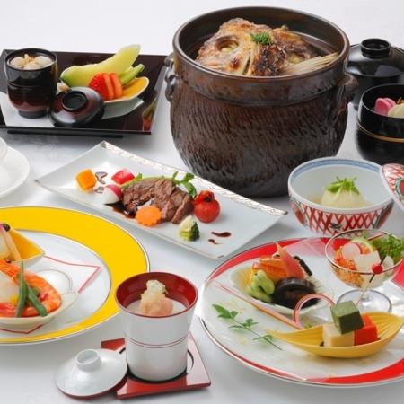 和洋折衷料理「縁結び」和と洋を一皿に盛った新しいスタイルのご婚礼料理