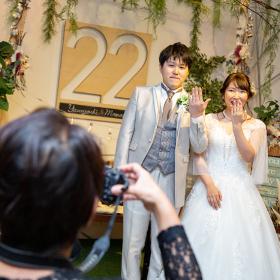 フォト婚+家族挙式