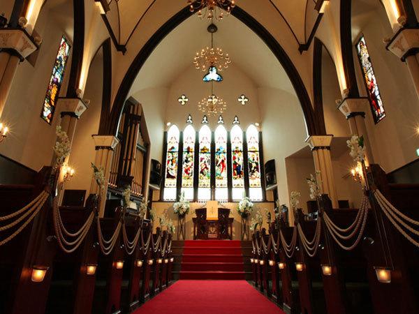 麻布グレイスゴスペル教会の画像