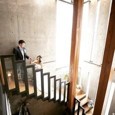 フォトジェニックな階段