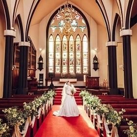 200年の歴史あるセント・マーガレット大聖堂