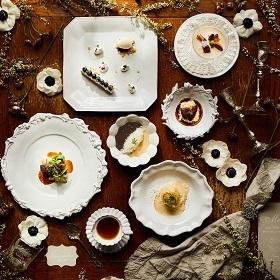 口コミでも評判の美食のコンセプトは「ジュ・ド・フレンチ」