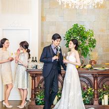 挙式済みのカップルやパーティをご検討のカップルへ