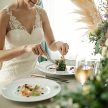 大人花嫁に人気の美食でおもてなし