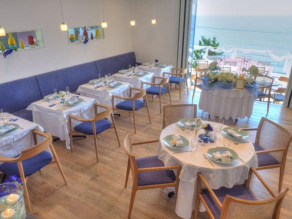 海辺の邸宅レストラン BastideS【バスティーズ】の画像
