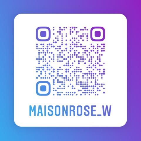◆Instagramをチェック◆マイページよりQRコードでスキャン。スクリーンショットで保存した画像も可能です。
