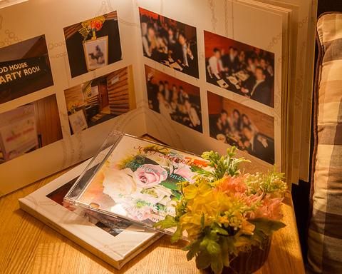 その日撮影した写真をお客様に後日プレゼントさせて頂きます。いつまでも忘れない大切な思い出に。。