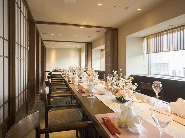 日本料理 北乃路 <センチュリーロイヤルホテル19F>の画像