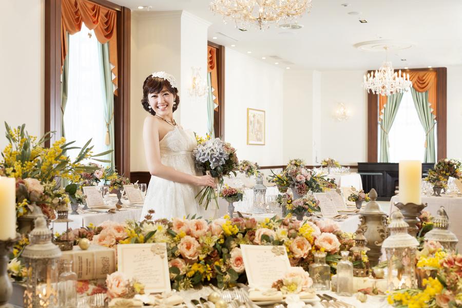 ホテルクラビーサッポロ 結婚式